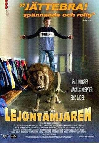 Strong as a Lion kapak