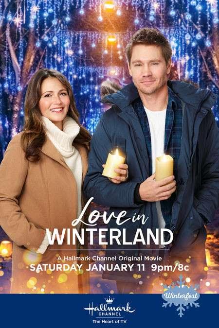 Love in Winterland kapak