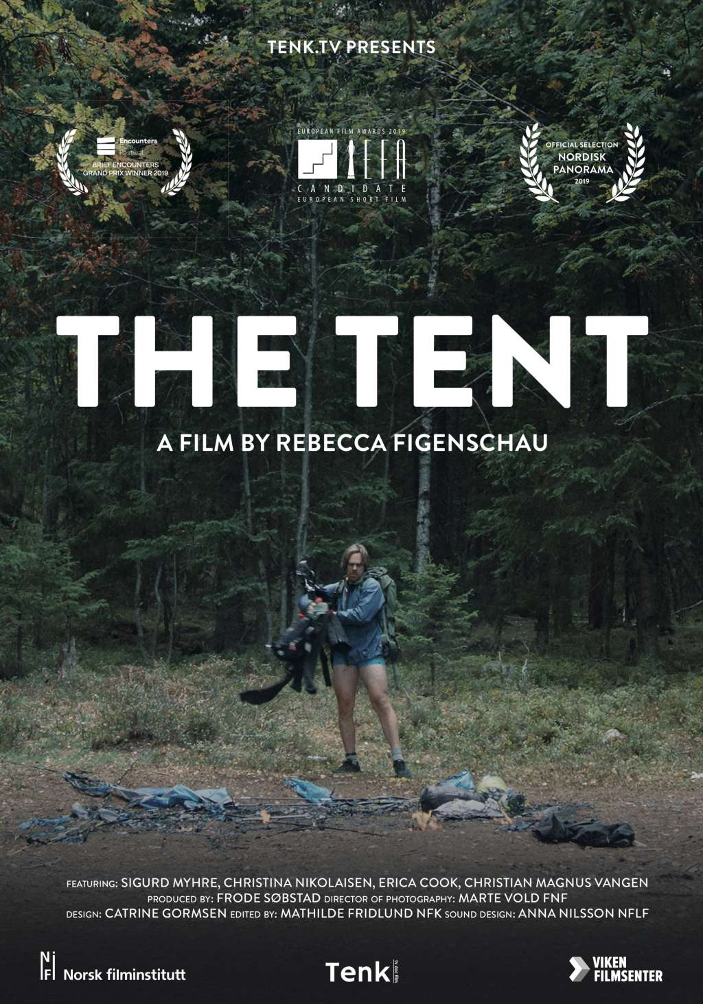 The Tent kapak