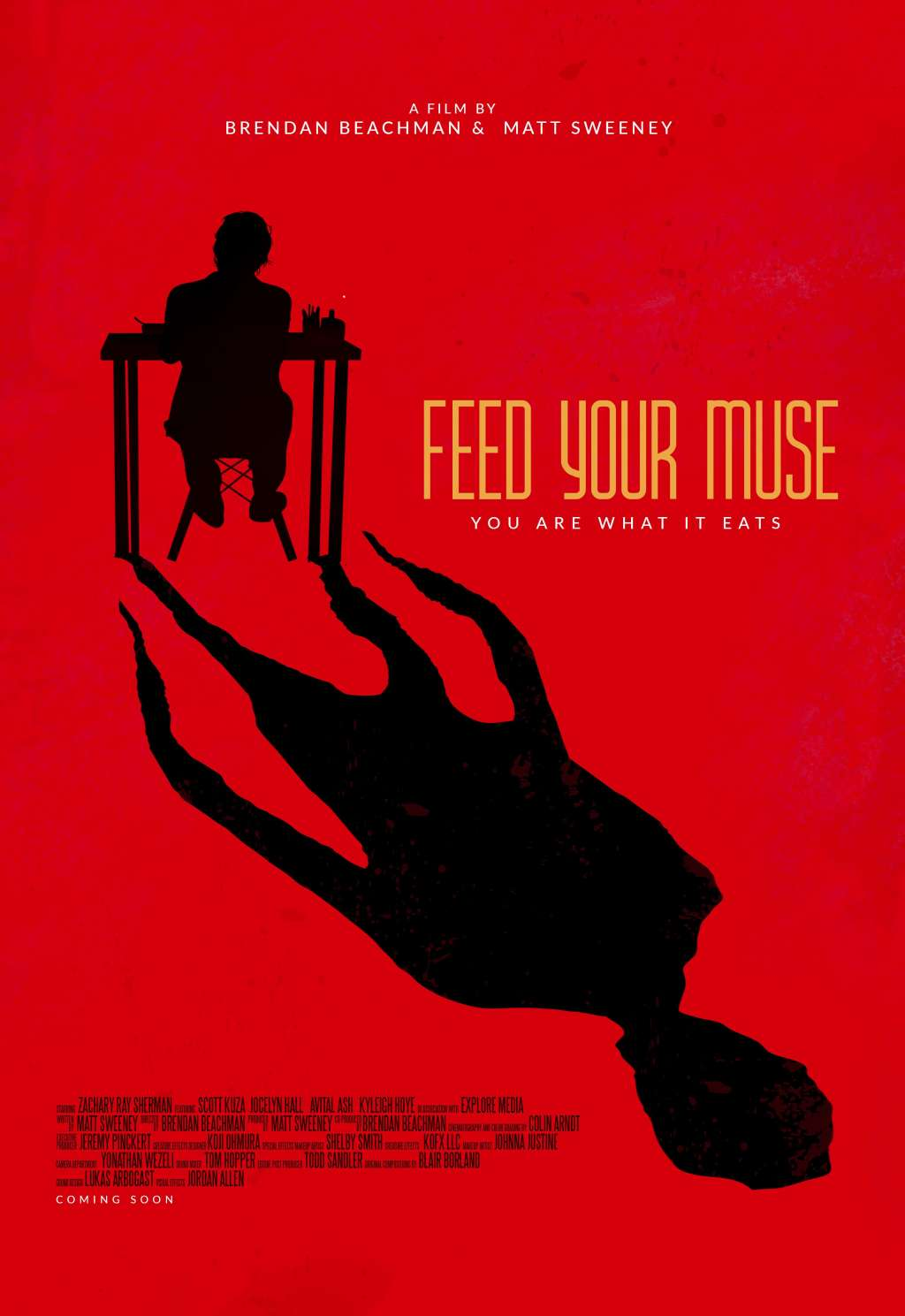 Feed Your Muse kapak
