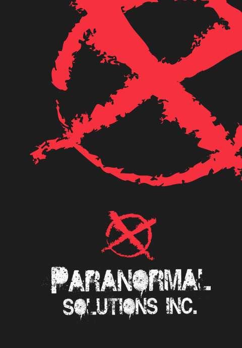 Paranormal Solutions Inc. kapak