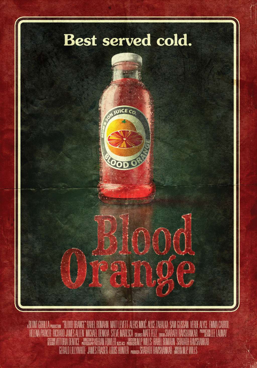 Blood Orange kapak