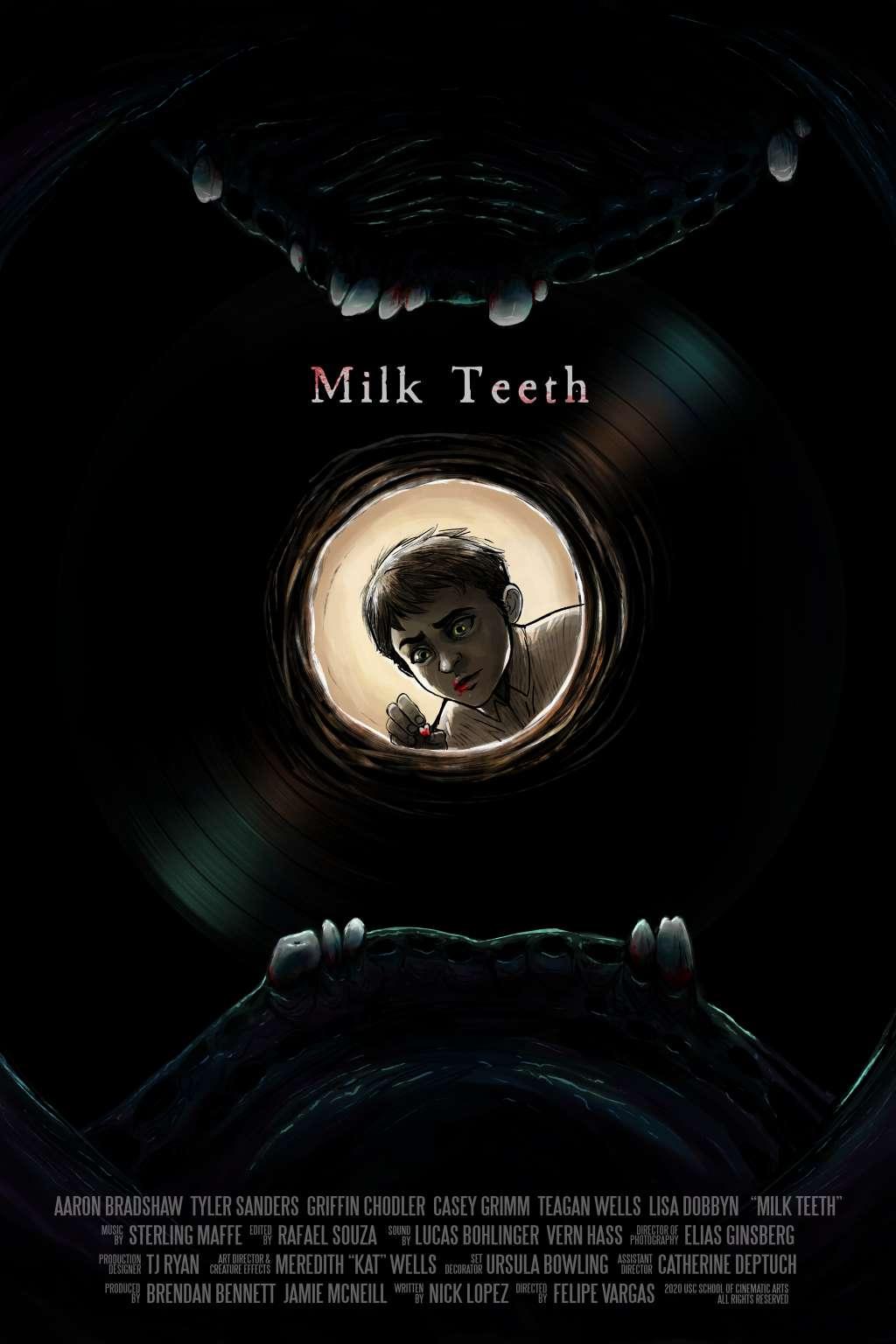 Milk Teeth kapak