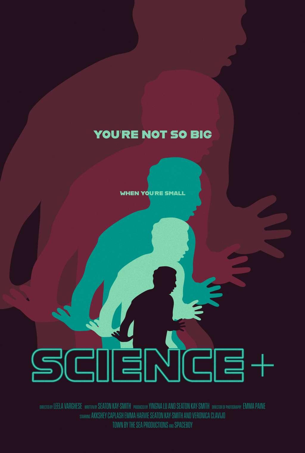 Science+ kapak
