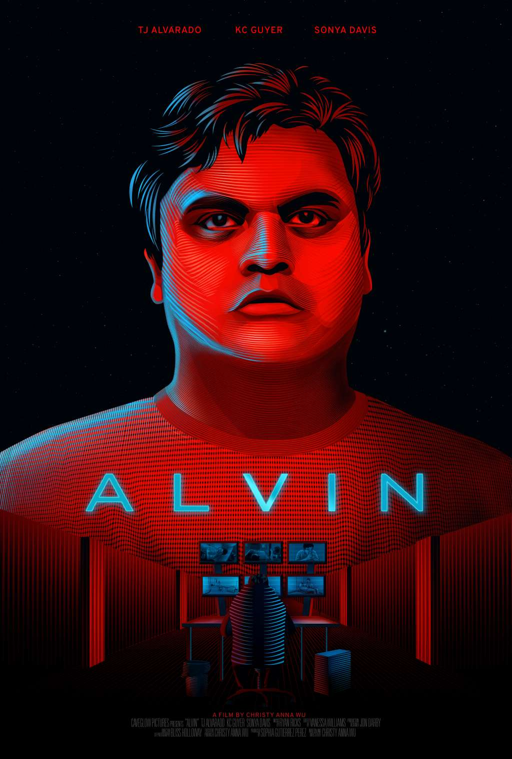 Alvin kapak