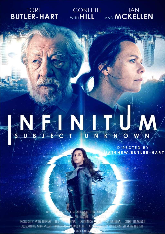 Infinitum: Subject Unknown kapak