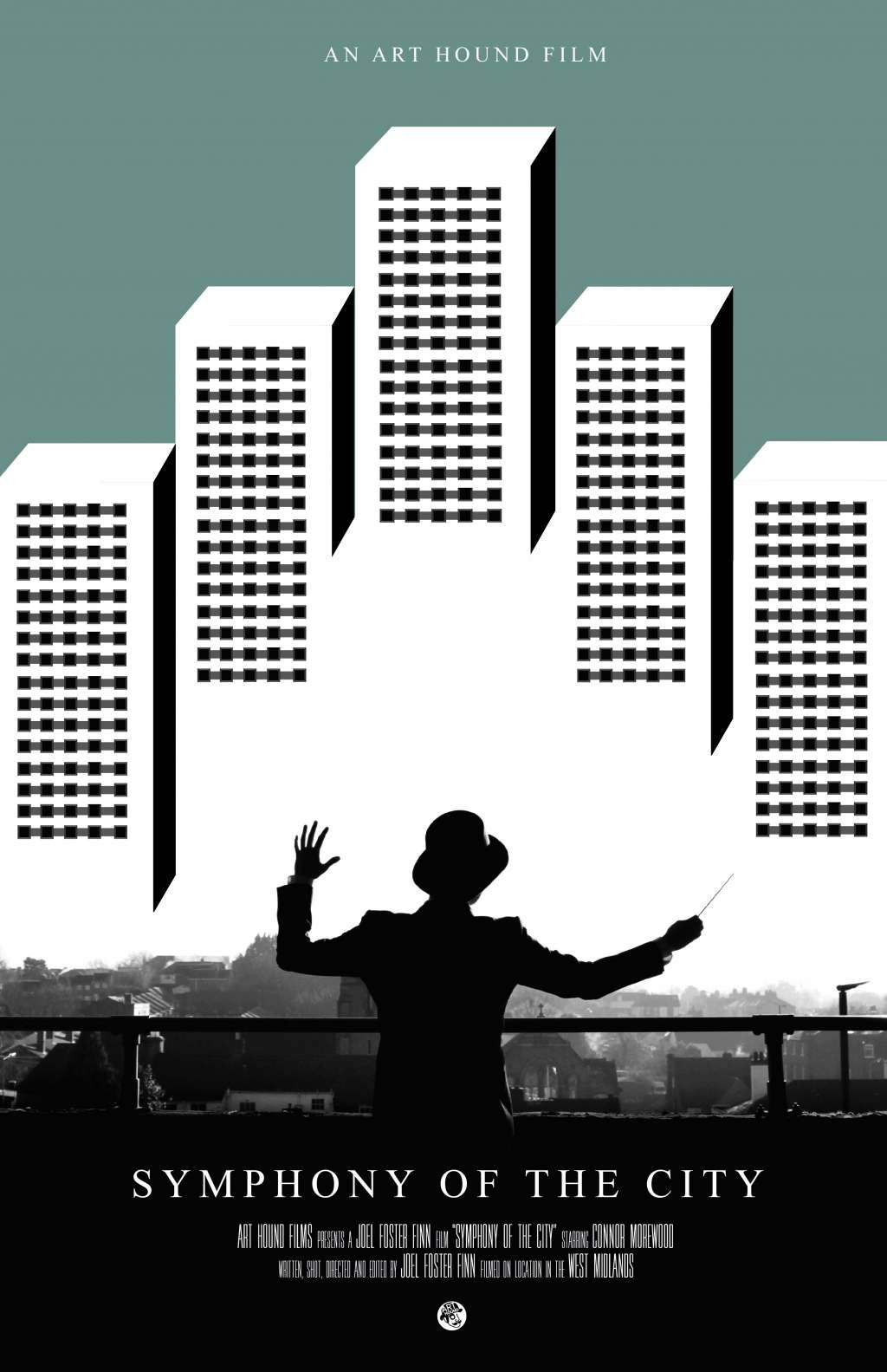 Symphony of the City kapak