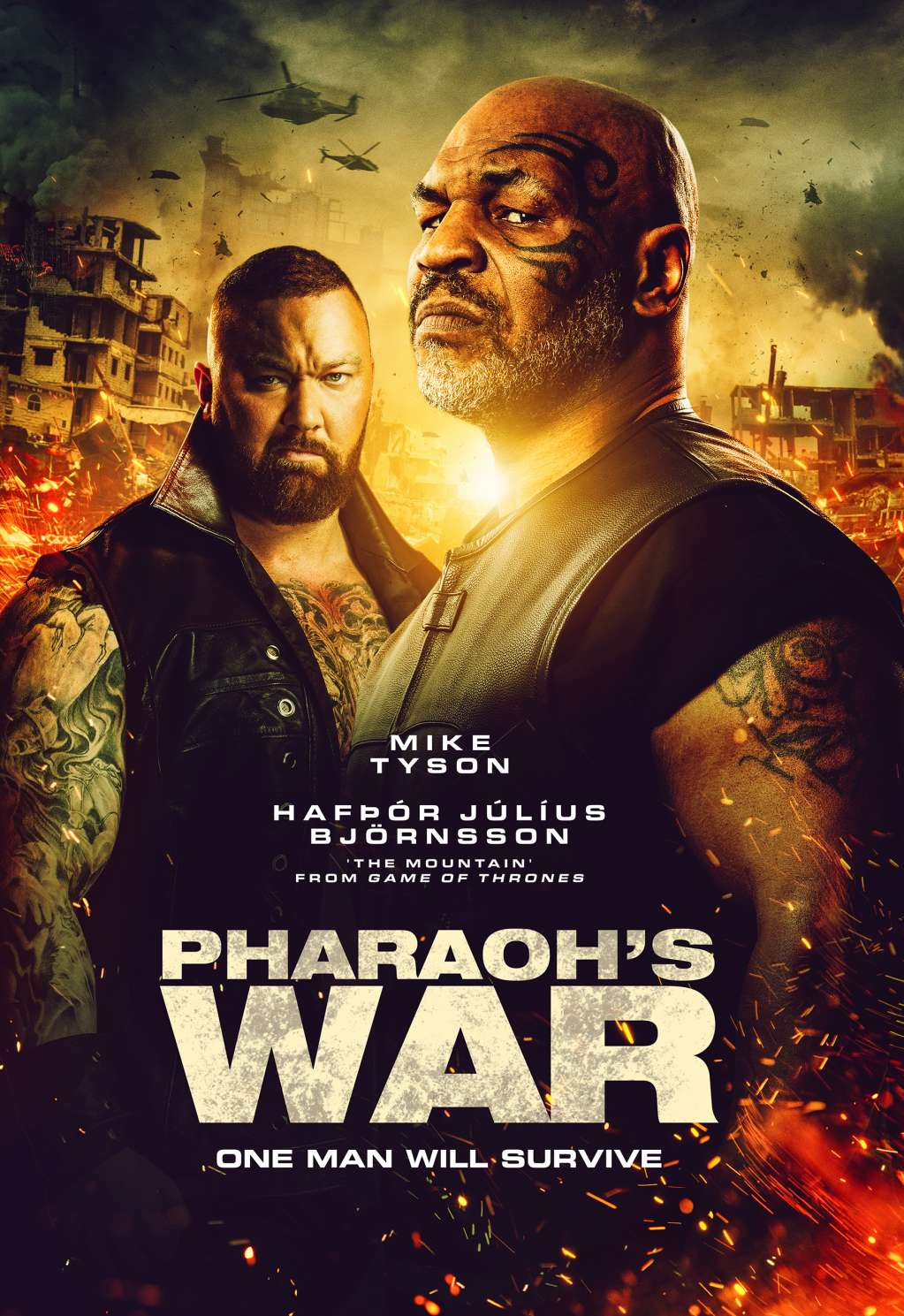 Pharaoh's War kapak