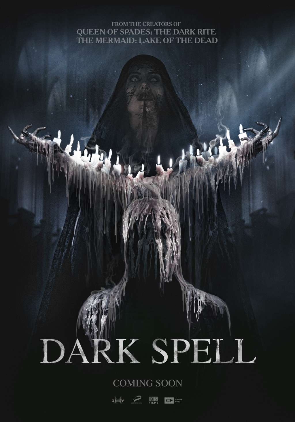 Dark Spell kapak