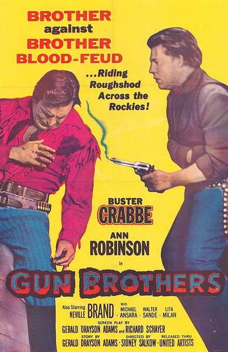 Gun Brothers kapak