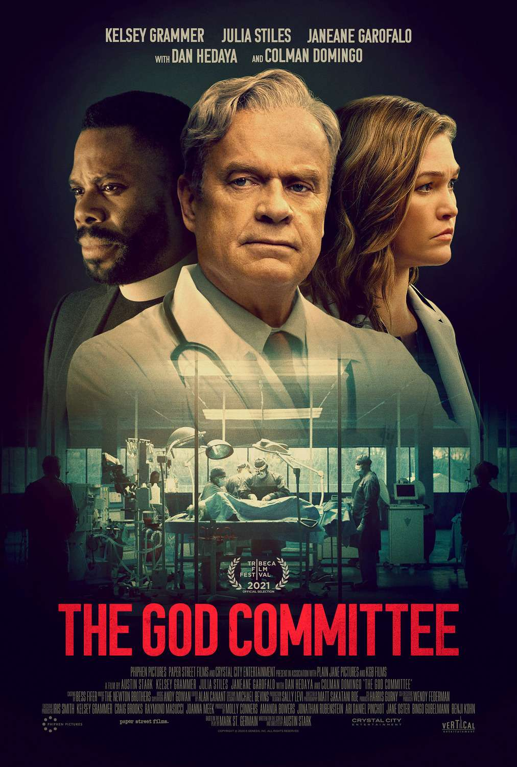 The God Committee kapak