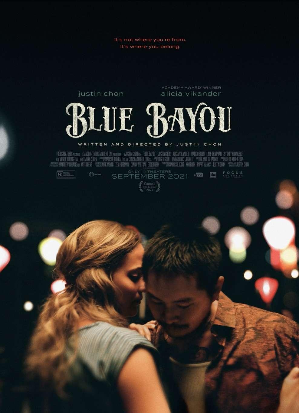 Blue Bayou kapak