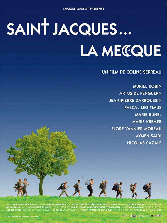 Saint-Jacques... La Mecque kapak