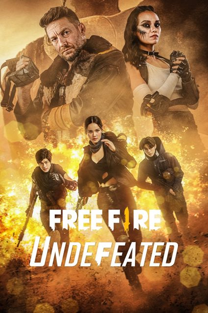 Garena Free Fire Undefeated kapak