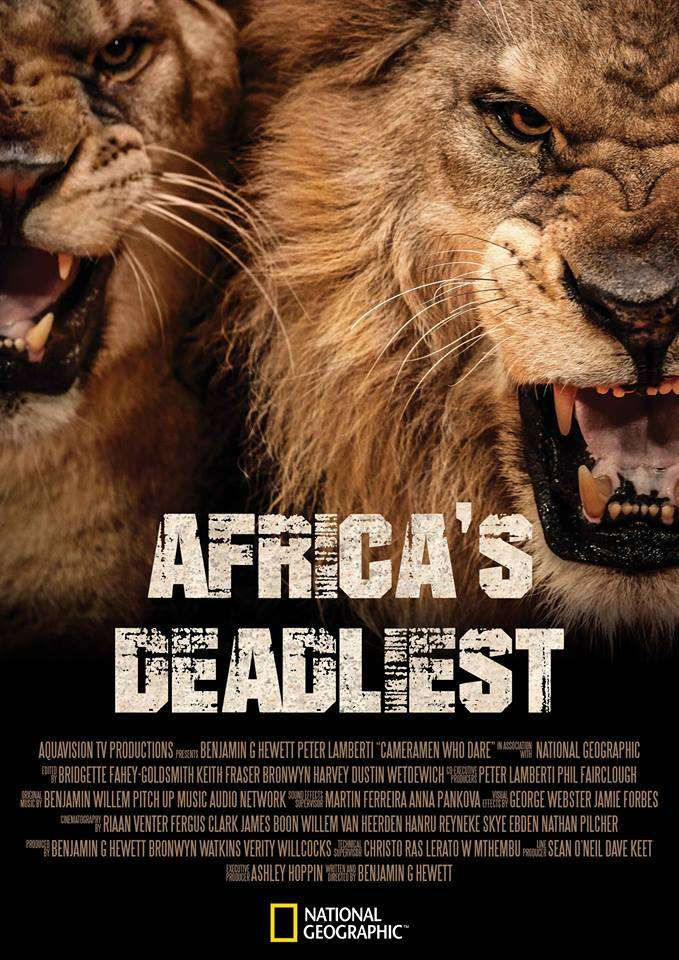 Africa's Deadliest kapak