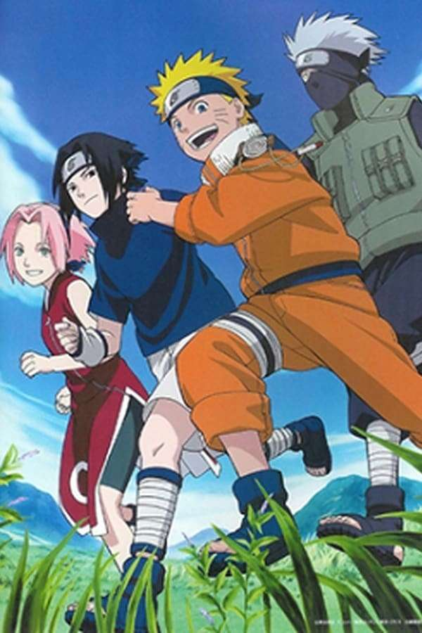 Naruto: Hidden Leaf Village Grand Sports Festival kapak