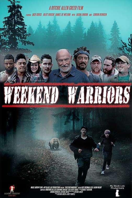 Weekend Warriors kapak