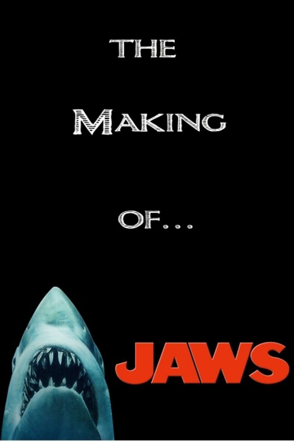 The Making of 'Jaws' kapak