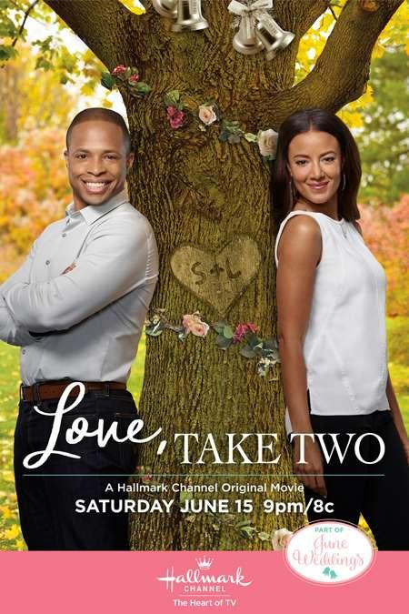 Love, Take Two kapak
