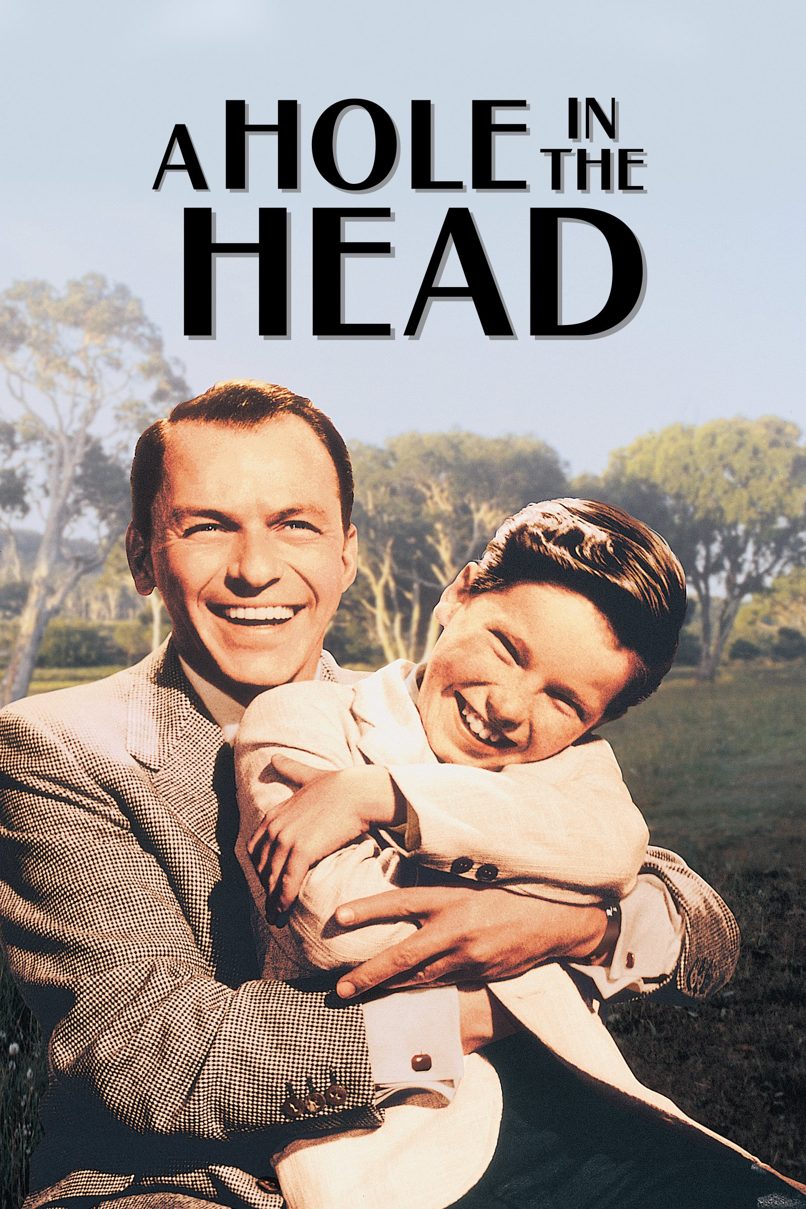 A Hole in the Head kapak