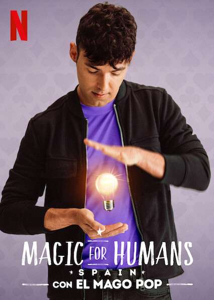 Magic for Humans by Mago Pop kapak