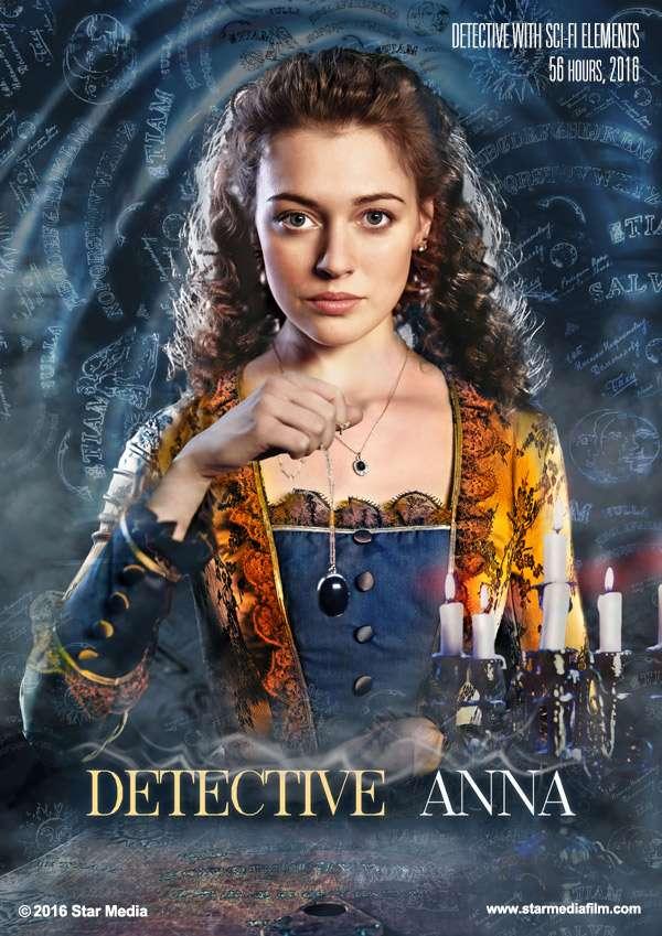 Detective Anna kapak