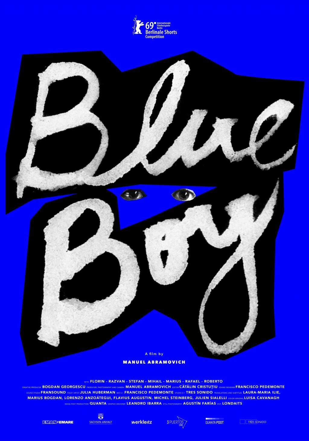 Blue Boy kapak