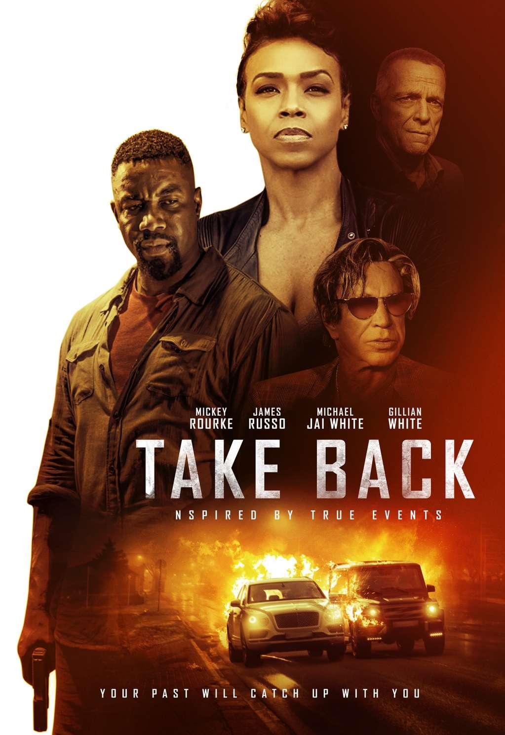 Take Back kapak
