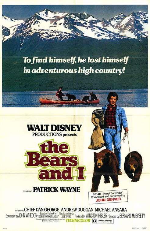 The Bears and I kapak