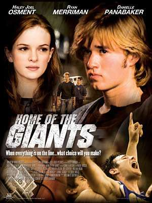 Home of the Giants kapak