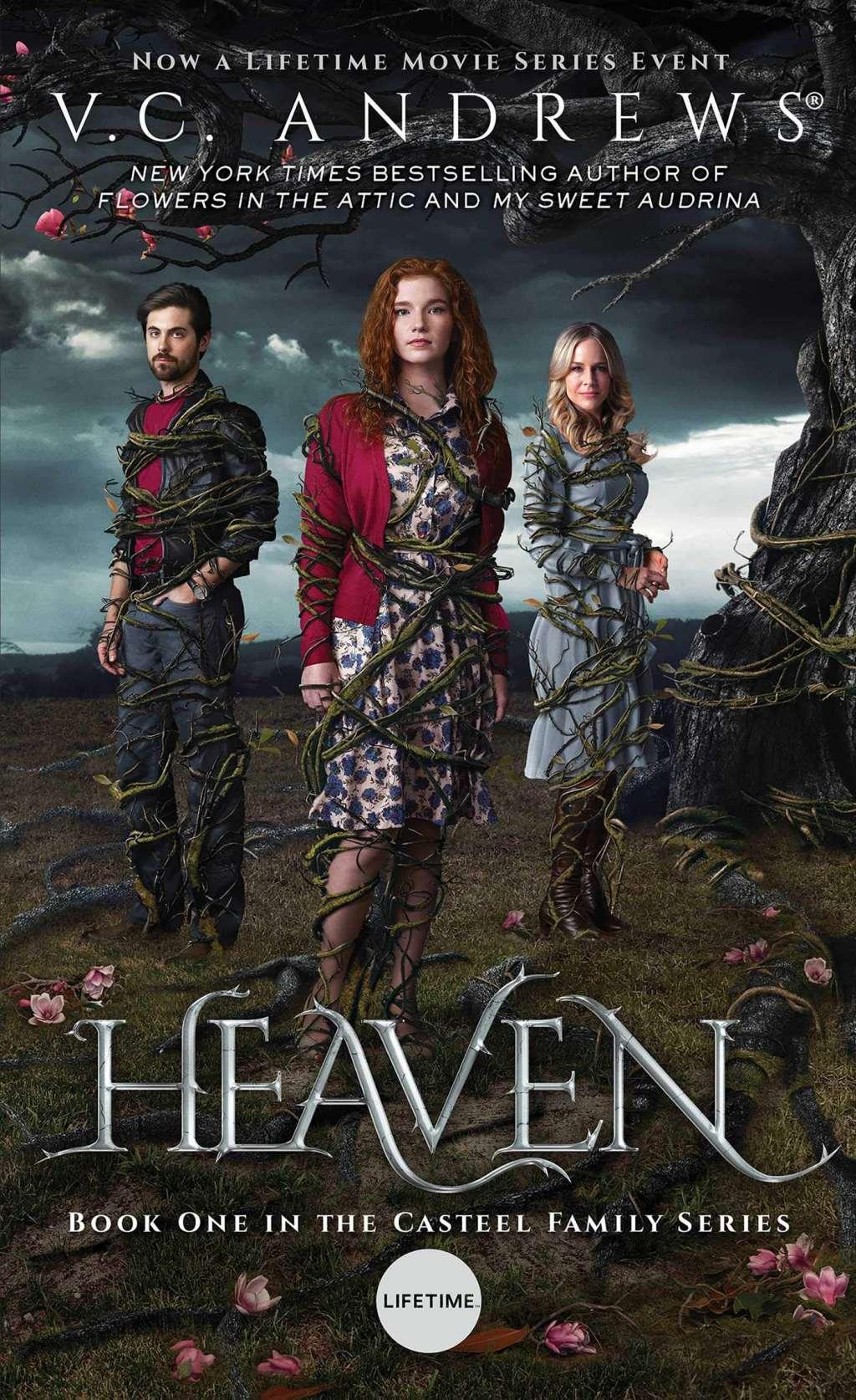 V.C. Andrews' Heaven kapak