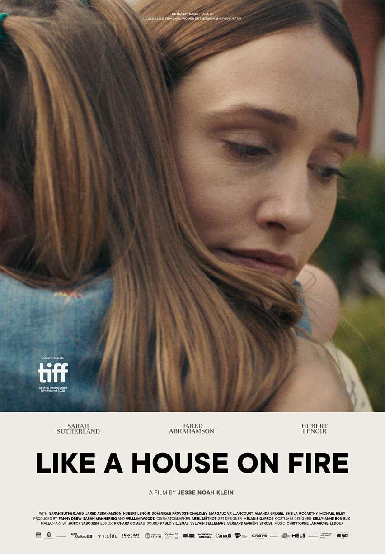 Like a House on Fire kapak
