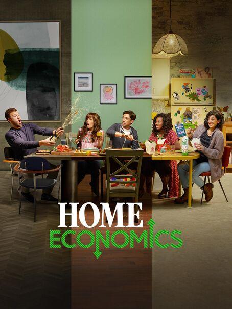 Home Economics kapak