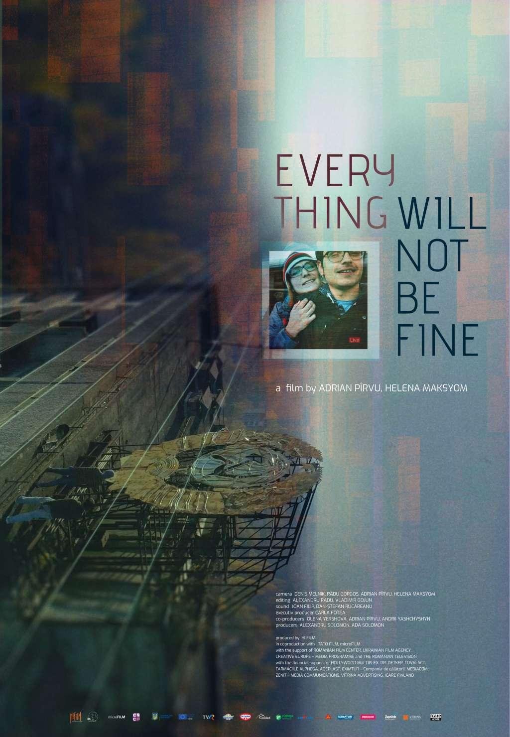 Everything Will Not Be Fine kapak