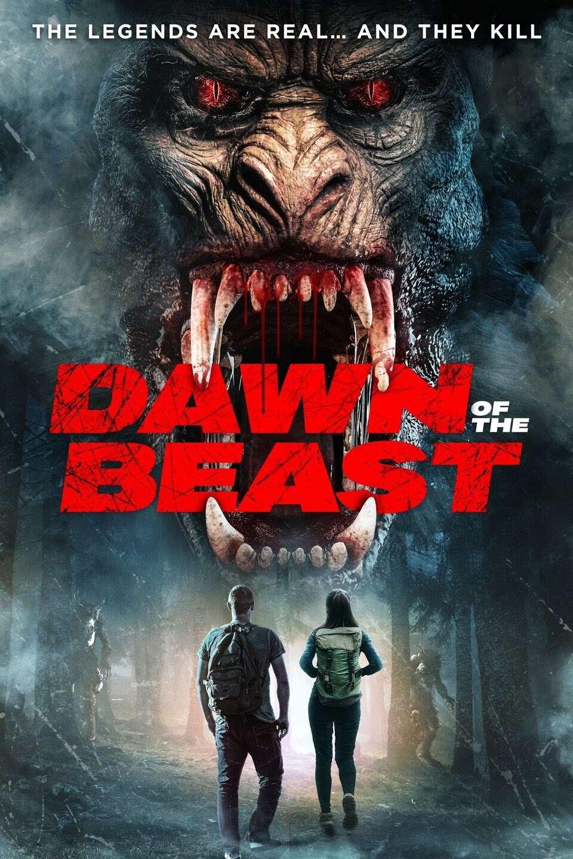 Dawn of the Beast kapak