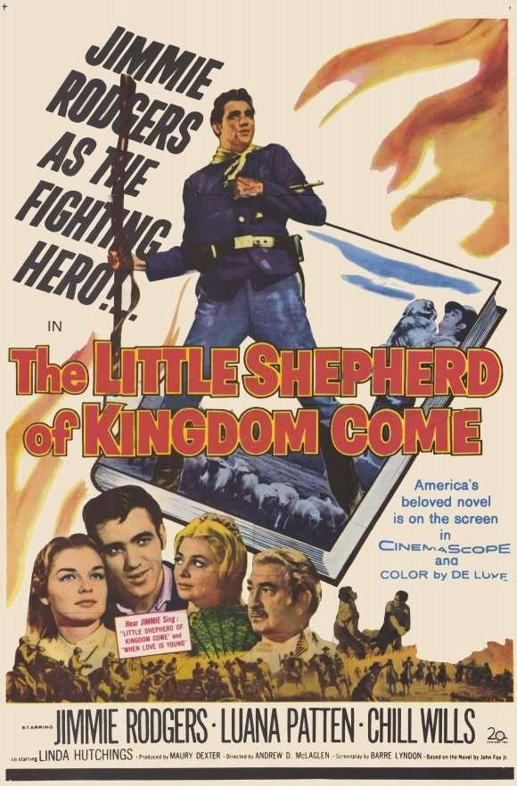 The Little Shepherd of Kingdom Come kapak