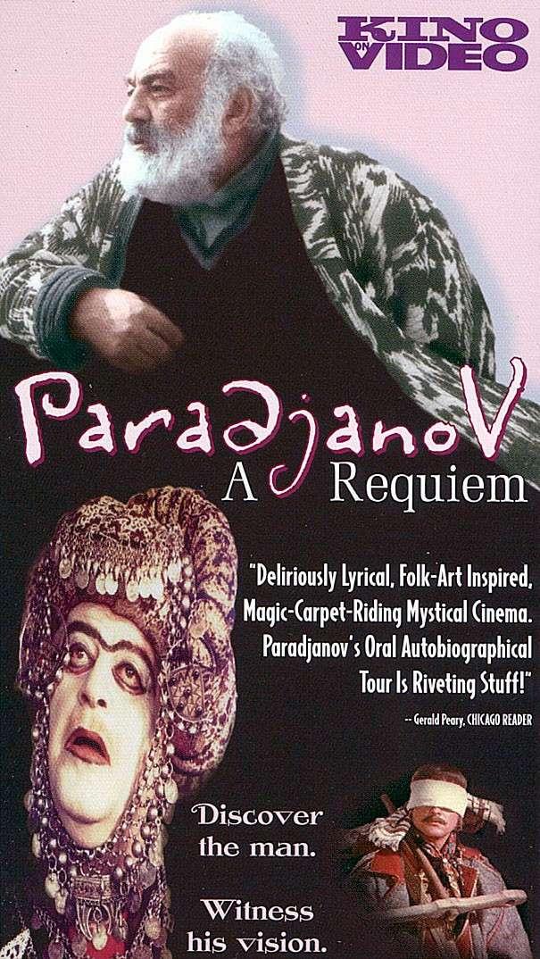 Paradjanov: A Requiem kapak
