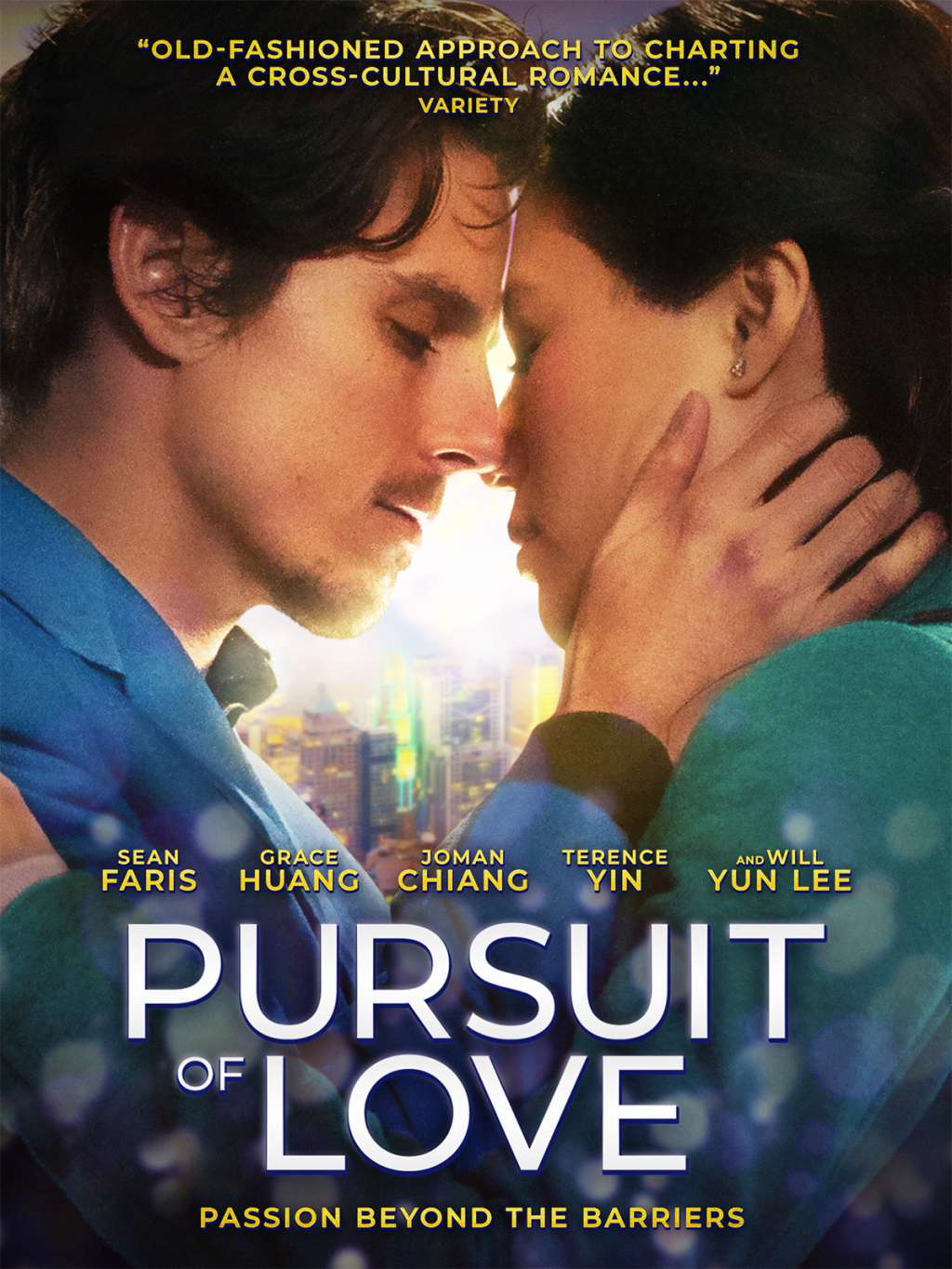 Pursuit of Love kapak