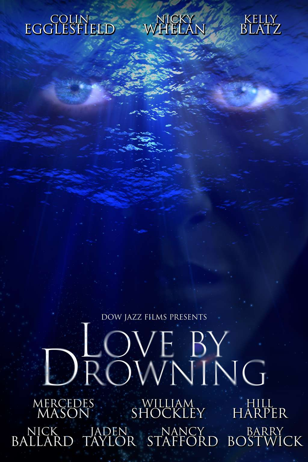 Love by Drowning kapak