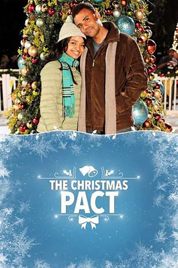 The Christmas Pact kapak