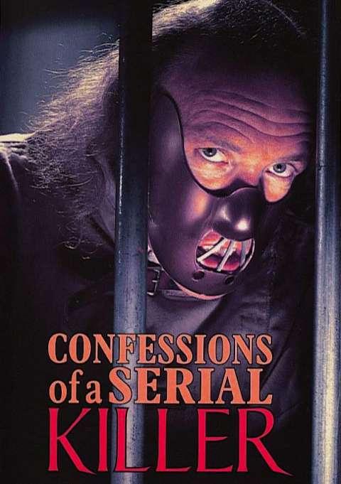 Confessions of a Serial Killer kapak