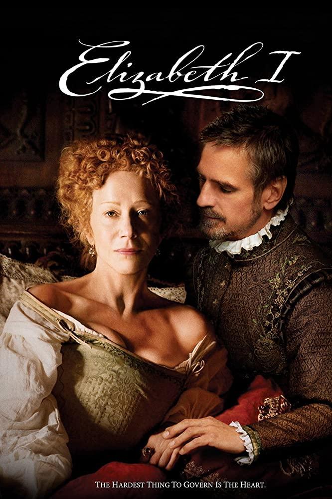 Elizabeth I kapak