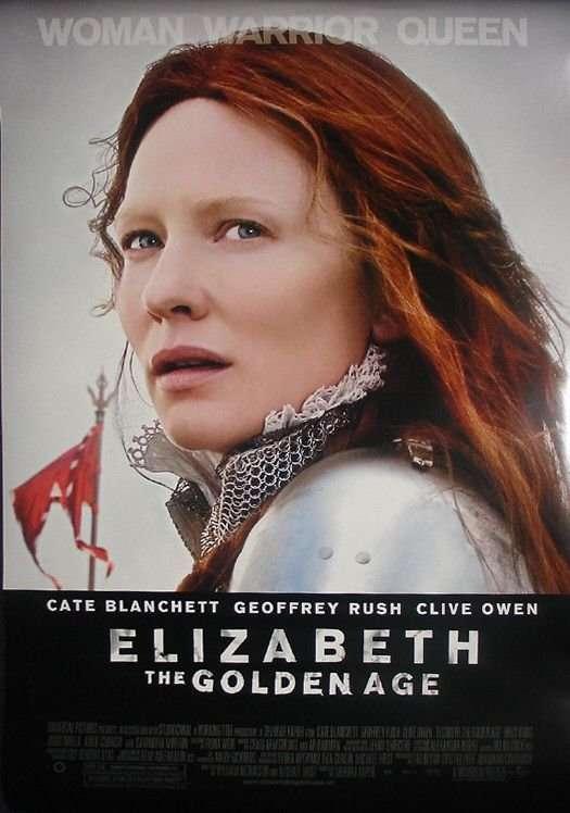 Elizabeth: The Golden Age kapak