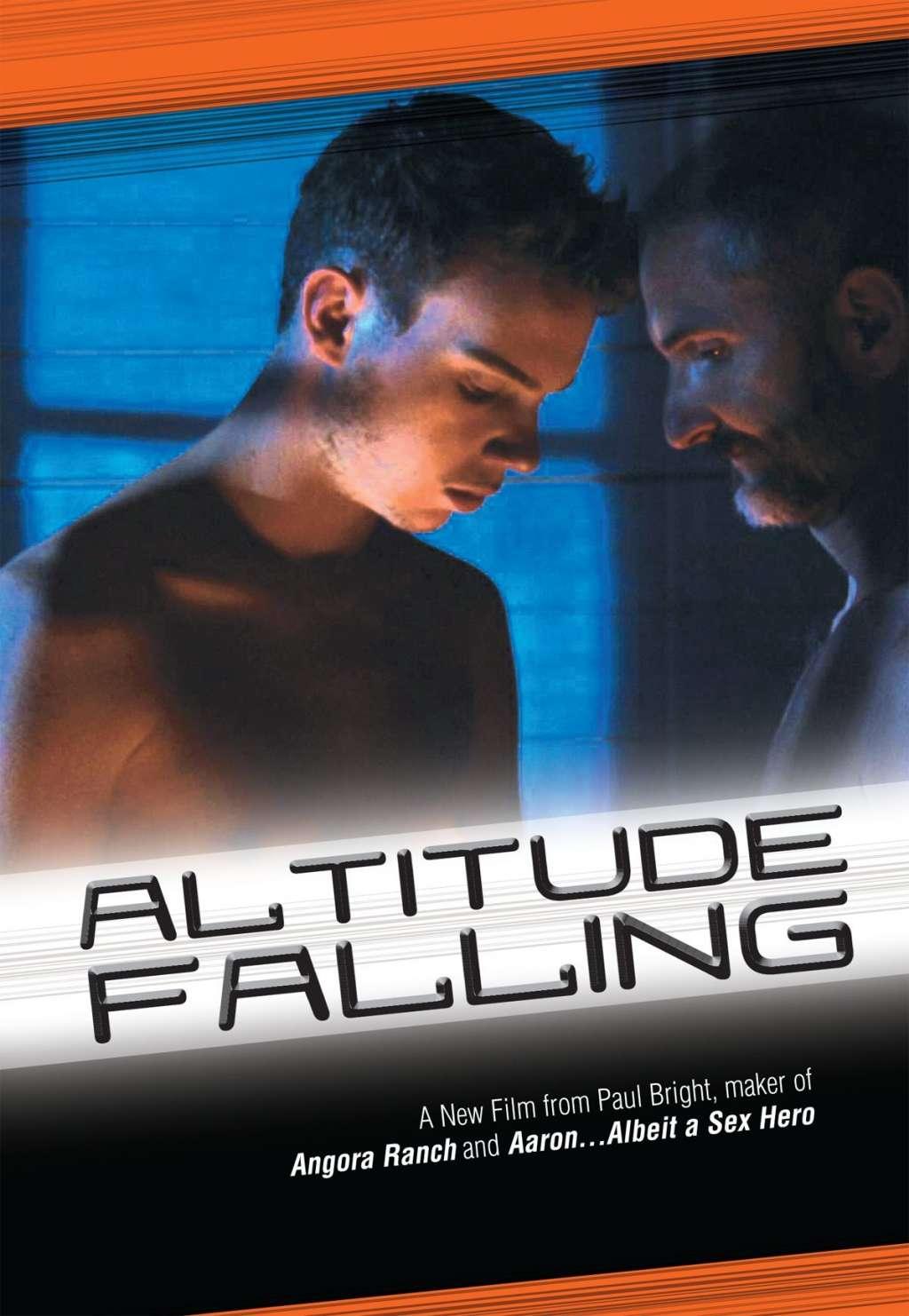 Altitude Falling kapak