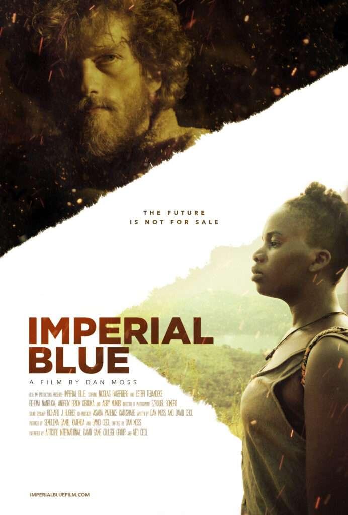 Imperial Blue kapak