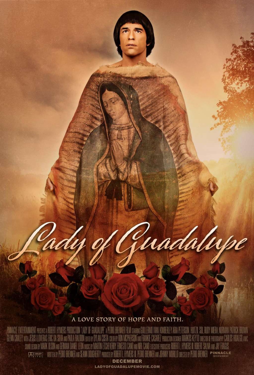 Lady of Guadalupe kapak