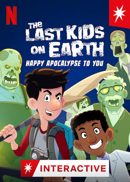 The Last Kids on Earth: Happy Apocalypse to You kapak