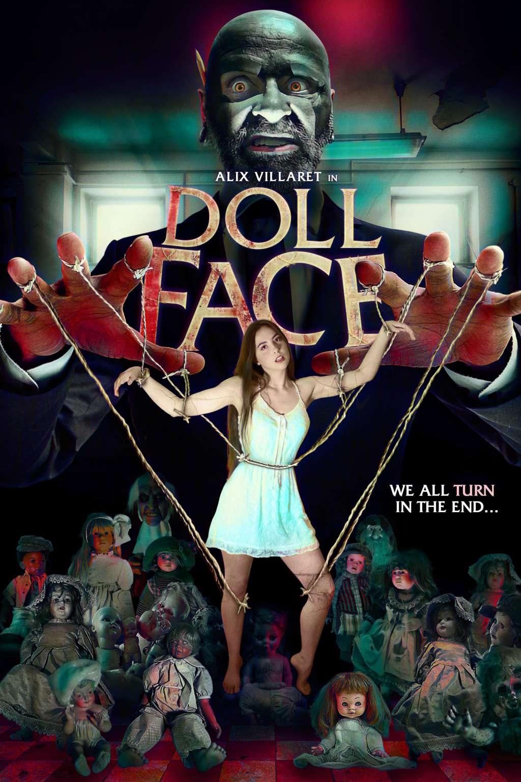 Doll Face kapak