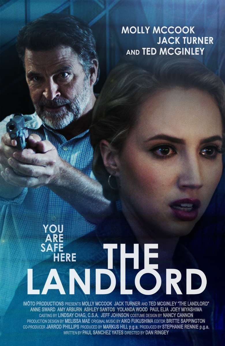 The Landlord kapak