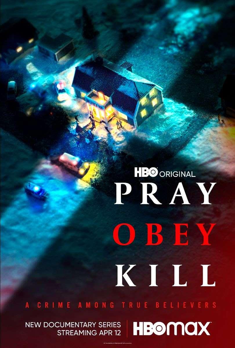Pray, Obey, Kill kapak